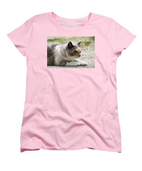 Women's T-Shirt (Standard Cut) featuring the photograph Danni Girl 2 by Teresa Zieba