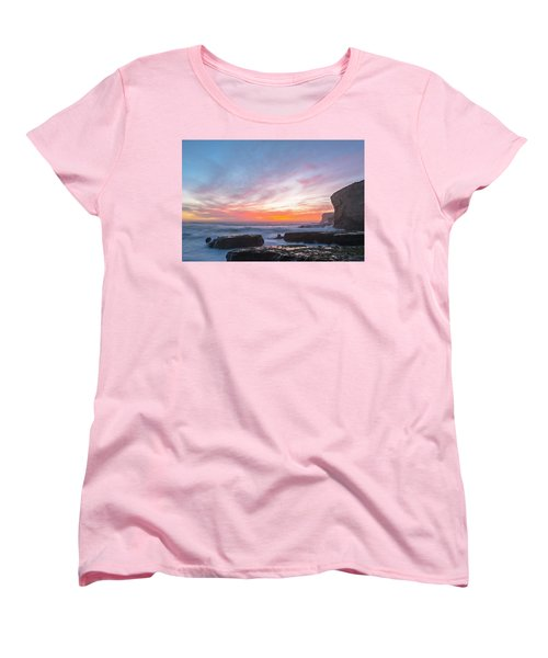 Women's T-Shirt (Standard Cut) featuring the photograph Dawn by Catherine Lau