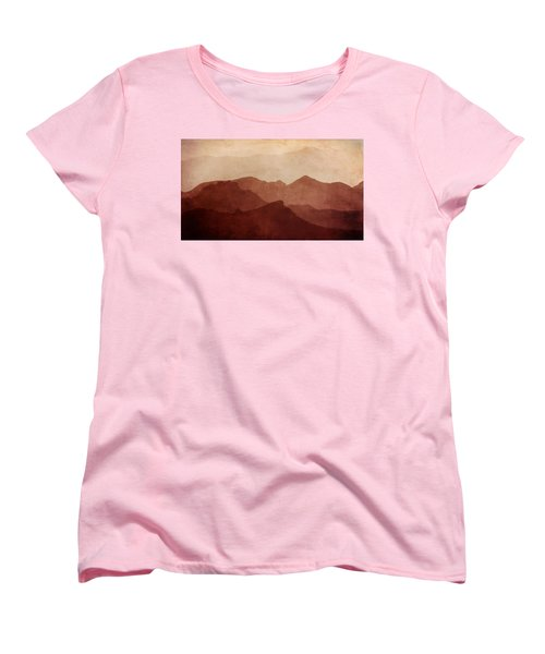 Death Valley Women's T-Shirt (Standard Cut) by Scott Norris