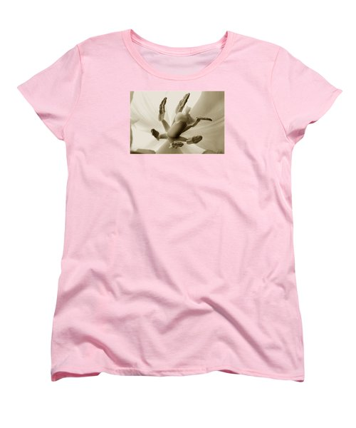 Design By Nature Women's T-Shirt (Standard Cut) by Terence Davis