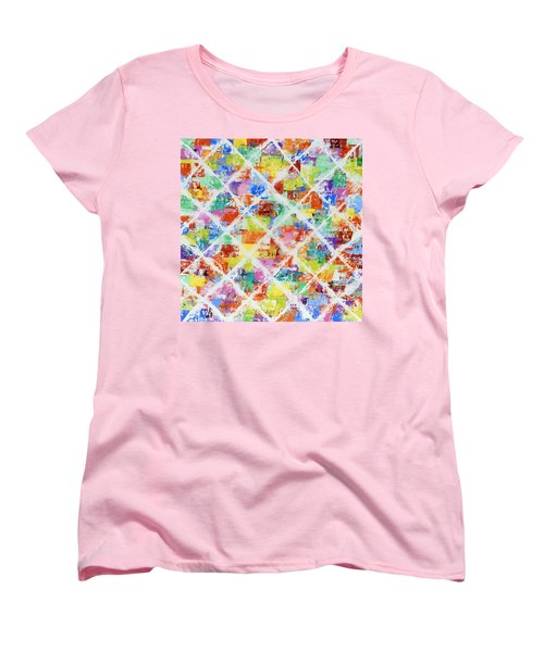 Diamonds Women's T-Shirt (Standard Cut)