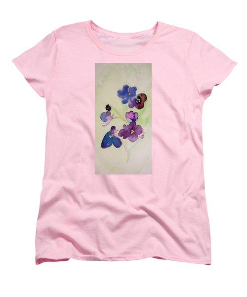 Diversity Women's T-Shirt (Standard Cut) by Beverley Harper Tinsley