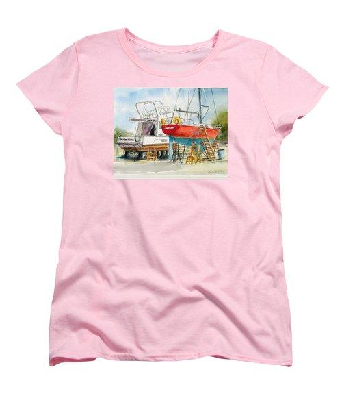 Dry Dock Women's T-Shirt (Standard Cut)