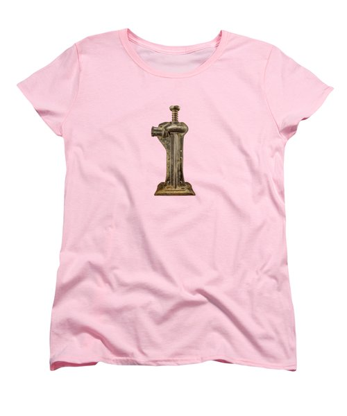 Enclosed Screw Jack I Women's T-Shirt (Standard Fit)