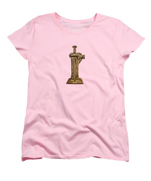 Enclosed Screw Jack II Women's T-Shirt (Standard Fit)