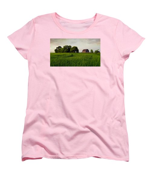 End Of Day Women's T-Shirt (Standard Cut) by Keith Armstrong