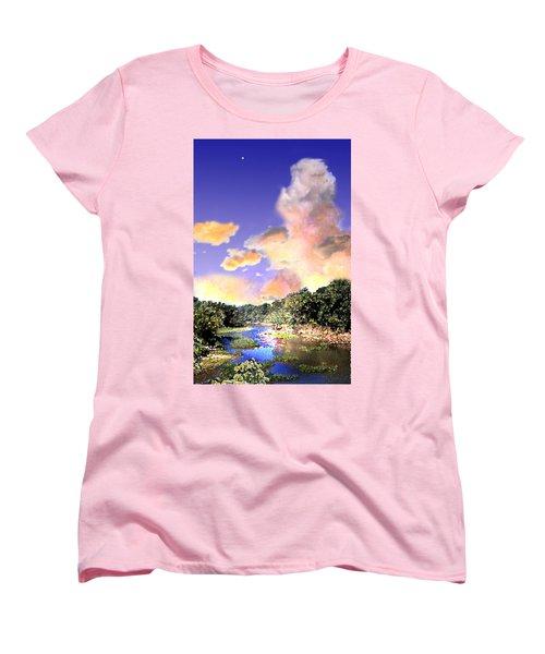 Evening Star Women's T-Shirt (Standard Cut)