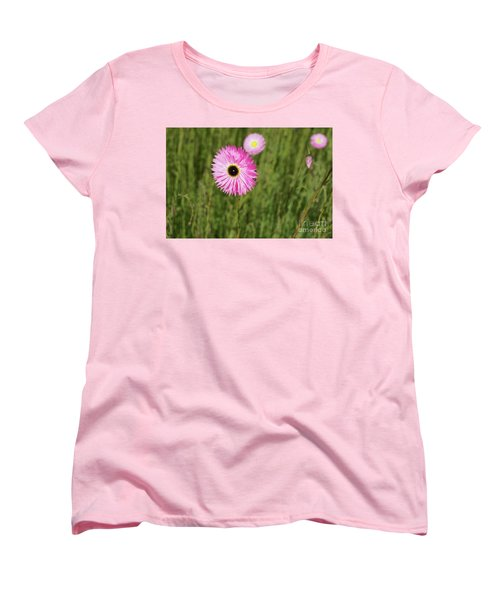 Everlasting  Women's T-Shirt (Standard Cut) by Cassandra Buckley