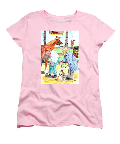 Everyone Works Women's T-Shirt (Standard Cut)