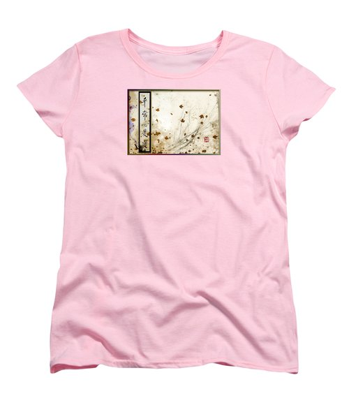 Every-day Mind Is The Path Women's T-Shirt (Standard Cut) by Peter v Quenter