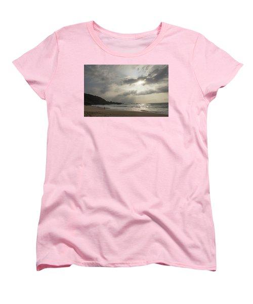 Eye To Eye Women's T-Shirt (Standard Cut) by Alex Lapidus