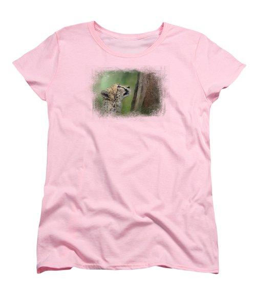 Facing Challenges Women's T-Shirt (Standard Cut) by Jai Johnson