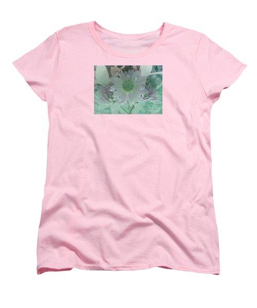 Fantasy Garden Women's T-Shirt (Standard Cut) by Barbie Corbett-Newmin