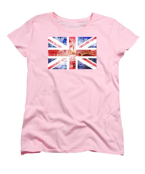 Fearless Women's T-Shirt (Standard Cut) by Nicky Jameson