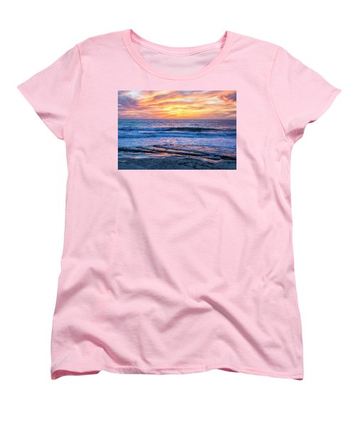 Fine End To The Day Women's T-Shirt (Standard Cut)
