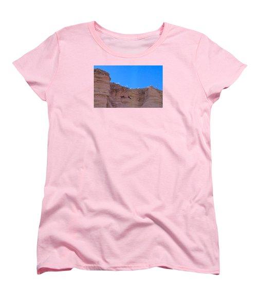 Women's T-Shirt (Standard Cut) featuring the photograph First Date by Brenda Pressnall