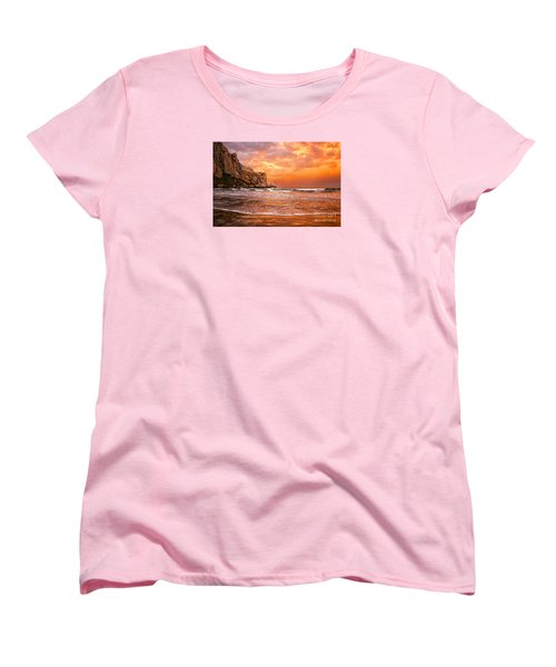Forever Women's T-Shirt (Standard Cut) by Alice Cahill