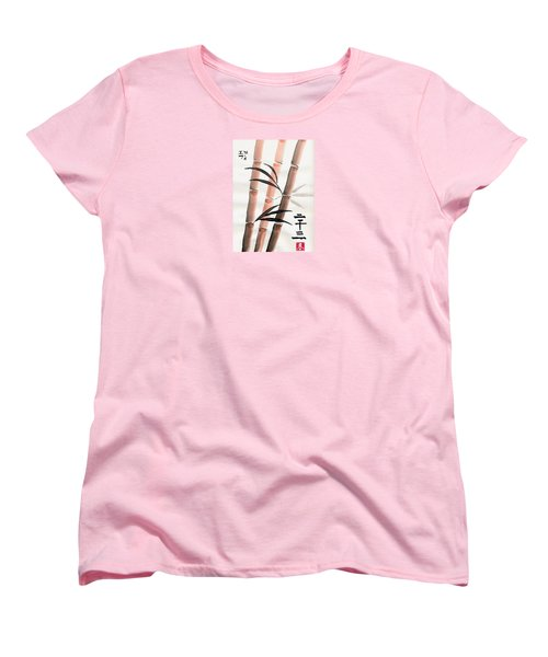 Friends Women's T-Shirt (Standard Cut) by Linda Velasquez