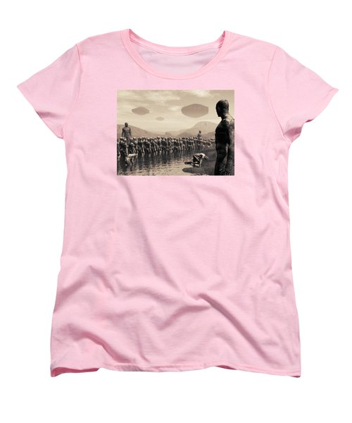 Future Cattle Women's T-Shirt (Standard Cut)