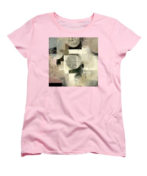 Geomix - C133et02b Women's T-Shirt (Standard Cut) by Variance Collections