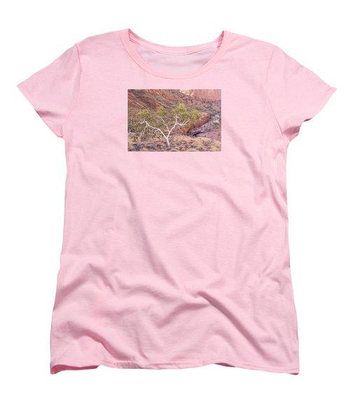 Ghost Gum Women's T-Shirt (Standard Cut) by Racheal  Christian