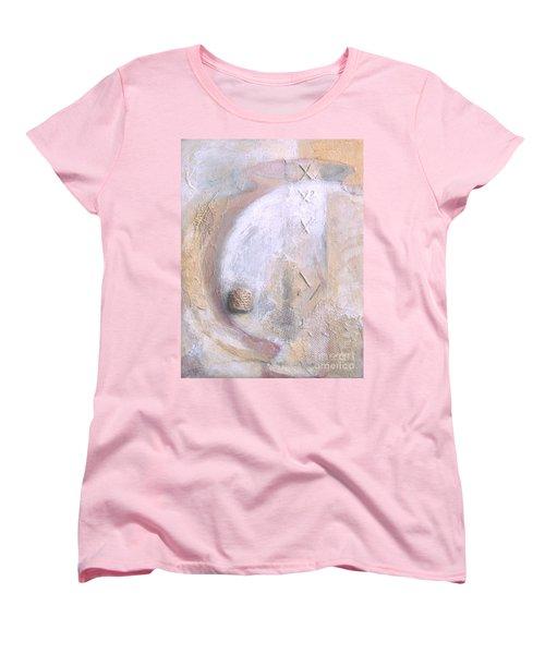 Give And Receive Women's T-Shirt (Standard Cut) by Kerryn Madsen-Pietsch