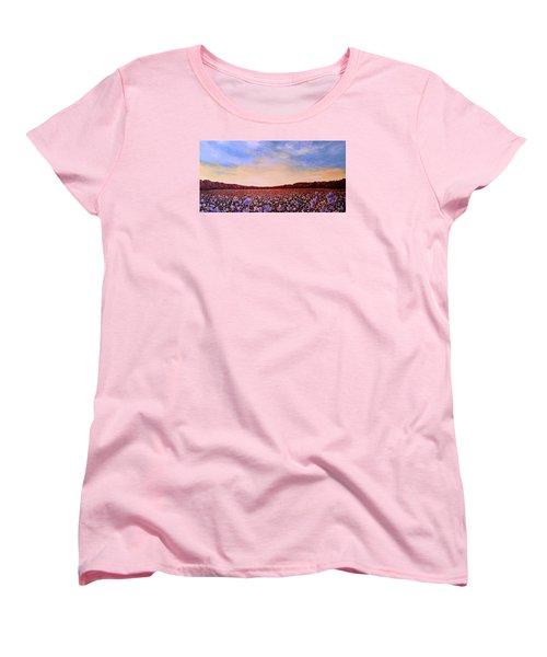 Glory Of Cotton Women's T-Shirt (Standard Cut) by Jeanette Jarmon