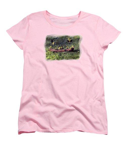 Goldfinch Convention Women's T-Shirt (Standard Cut)