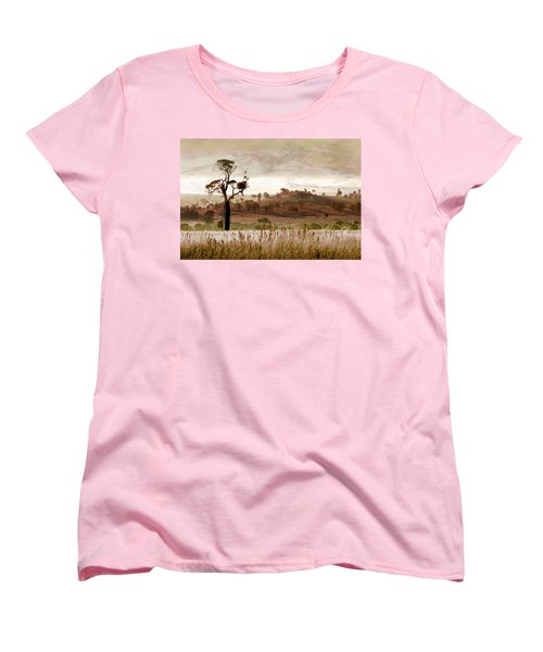 Gondwana Boab Women's T-Shirt (Standard Fit)