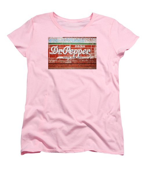 Good For Life  Women's T-Shirt (Standard Cut) by Toni Hopper