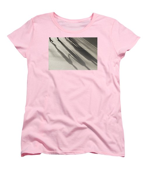 Hand In Hand Women's T-Shirt (Standard Cut) by Prakash Ghai