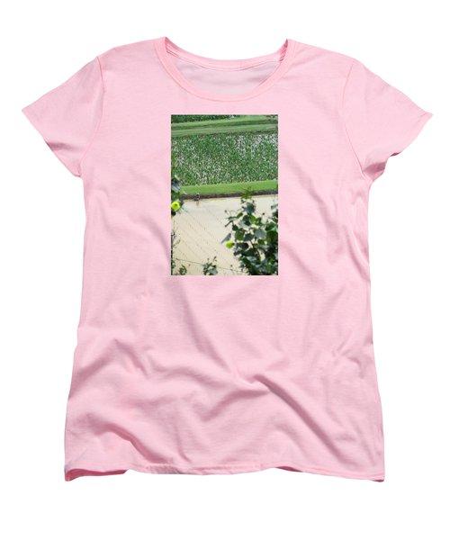 Women's T-Shirt (Standard Cut) featuring the photograph Hawaiian Transplants by Brenda Pressnall