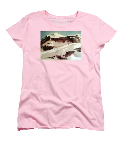 Heavenly Women's T-Shirt (Standard Cut) by Ed Heaton