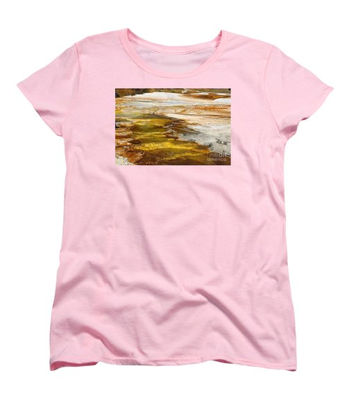Women's T-Shirt (Standard Cut) featuring the photograph Heavens Staircase by Robert Pearson