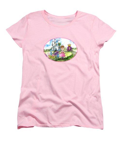 Her Royal Princess Women's T-Shirt (Standard Cut) by Shelley Wallace Ylst