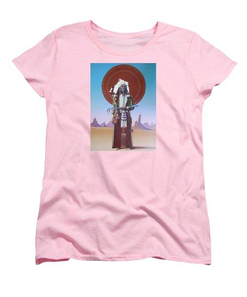 High Noon Women's T-Shirt (Standard Cut) by Vivien Rhyan