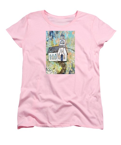 His Purpose Will Prevail Women's T-Shirt (Standard Cut) by Kirsten Reed