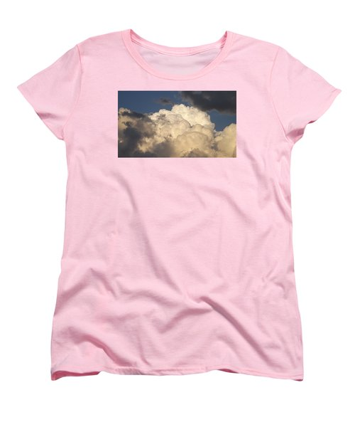 Home Of The Gods Women's T-Shirt (Standard Cut) by Don Koester