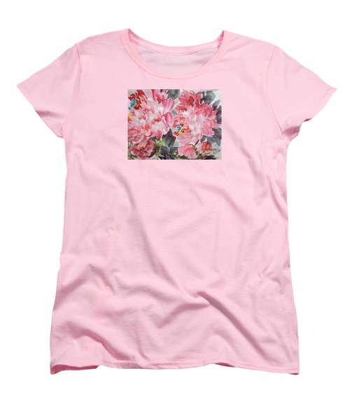 Hop08012015-694 Women's T-Shirt (Standard Cut) by Dongling Sun