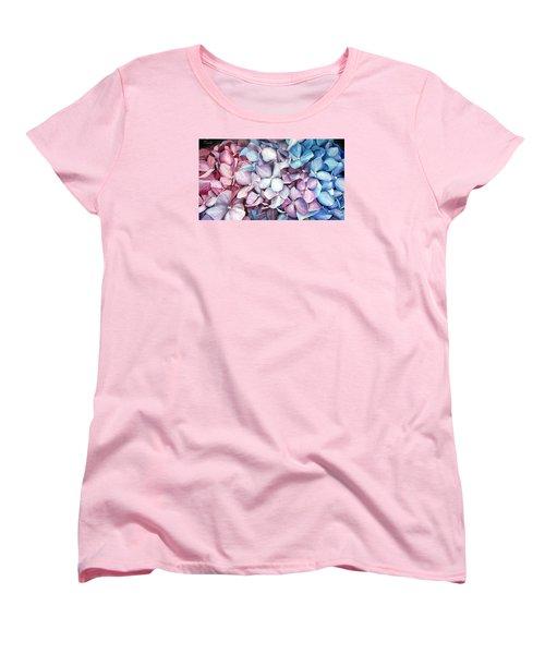 Hortensias Women's T-Shirt (Standard Cut)