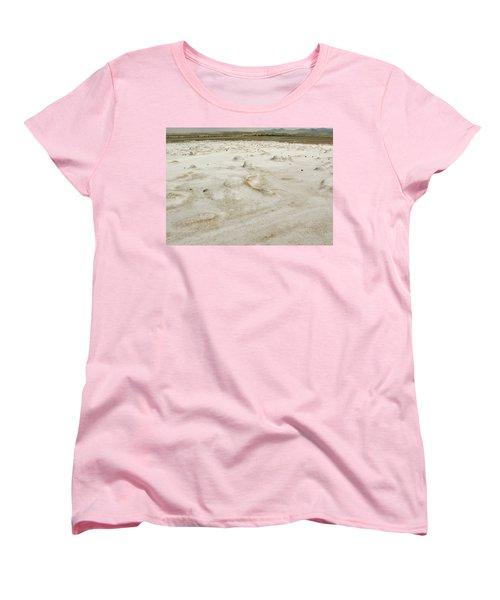 Chert Deposits Women's T-Shirt (Standard Cut) by Patrick Kain