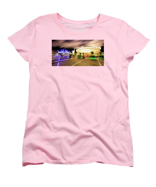 Houston Texas Live Stock Show And Rodeo #8 Women's T-Shirt (Standard Cut) by Micah Goff