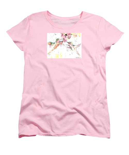 Hummers Women's T-Shirt (Standard Cut) by Denise Tomasura