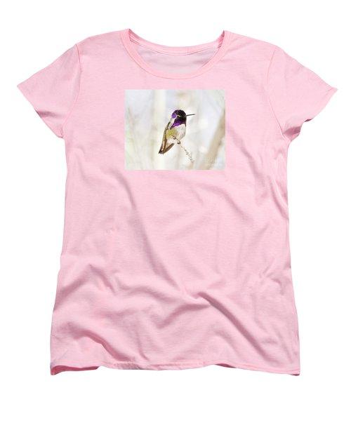 Hummingbird Women's T-Shirt (Standard Cut)