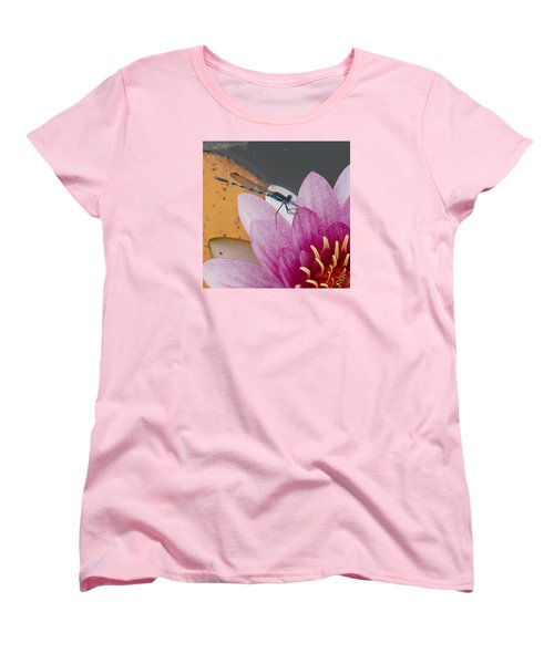I Know You Women's T-Shirt (Standard Cut) by Evelyn Tambour