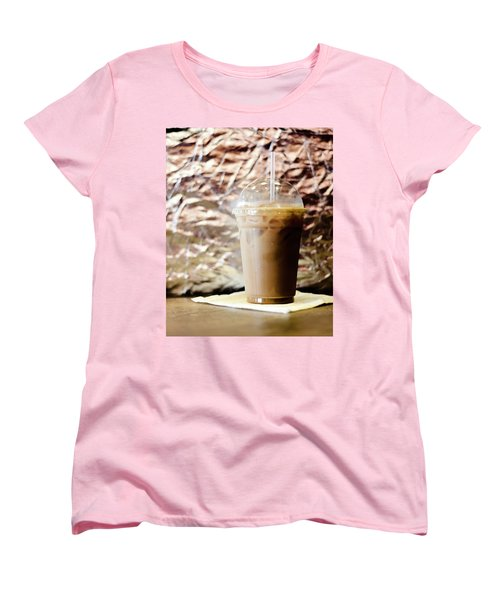 Iced Coffee 2 Women's T-Shirt (Standard Cut)