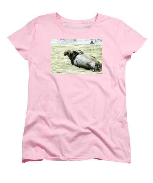 Women's T-Shirt (Standard Cut) featuring the photograph Im Too Sexy by Anthony Jones