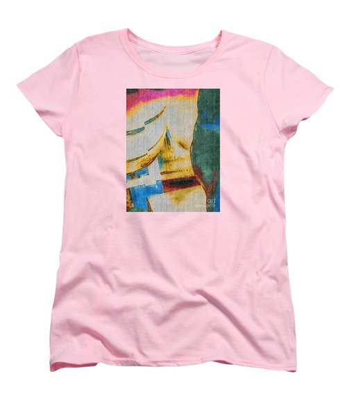 Women's T-Shirt (Standard Cut) featuring the photograph In/still by William Wyckoff