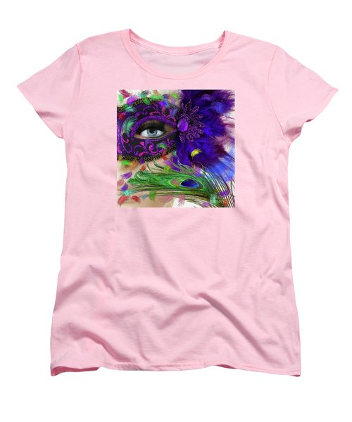 Incognito Women's T-Shirt (Standard Cut) by LemonArt Photography