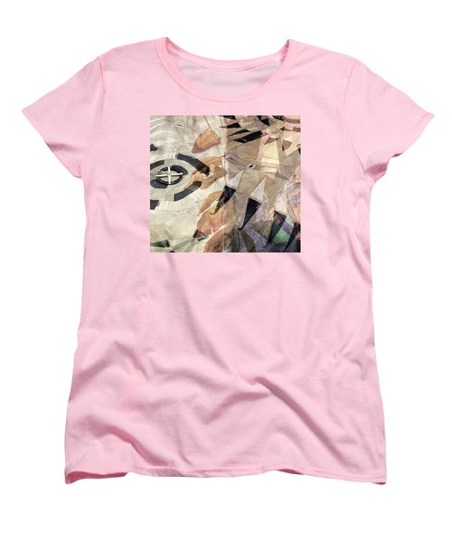 Indomitable Spirit Women's T-Shirt (Standard Cut) by Toni Hopper